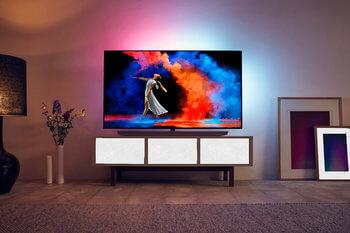 Черный телевизор