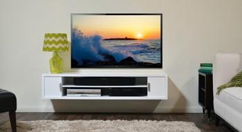 Телевизор в комнате