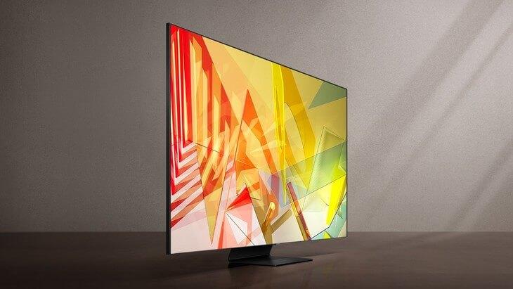 Яркий телевизор