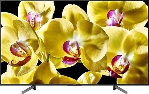 Изящный телевизор Sony KD-43XG8096