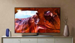 Красочный телевизор