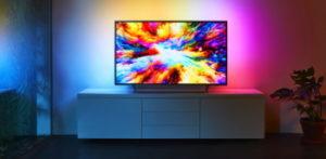 Телевизор с Ambilight