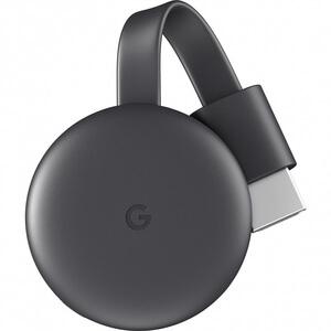 Приставка Google Chromecast 2018