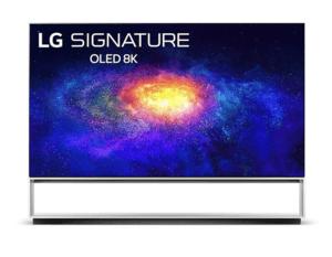 OLED телевизор LG OLED88ZX9
