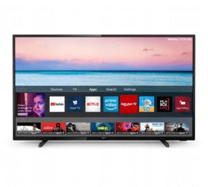 Телевизор Philips 50PUS6504
