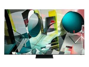 Безрамочный телевизор QLED Samsung QE75Q800TAU