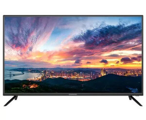 Черный телевизор STARWIND SW-LED43UA403