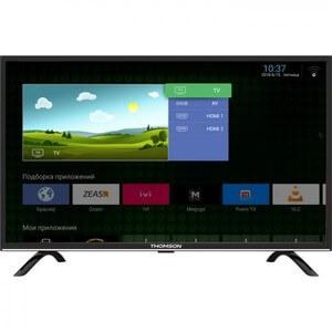 Чёрный телевизор Thomson T43FSL5130