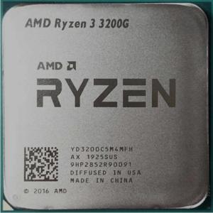 Процессор AMD Ryzen 3 PRO 3200G