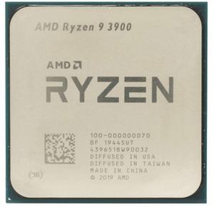 Процессор AMD Ryzen 9 3900XT
