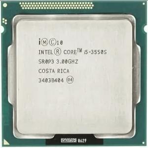 Процессор Intel Core i5-3550S Ivy Bridge
