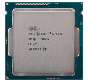 Процессор Intel Core i7-4790 Haswell