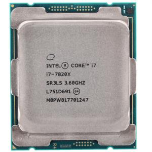 Процессор Intel Core i7-7820X