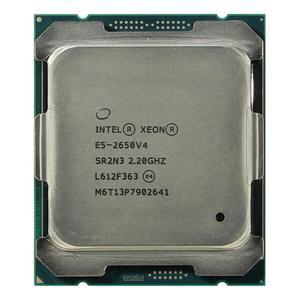 Процессор Intel Xeon E5-2650 v4